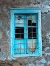 Turquoise relics