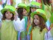 kindergarden parade